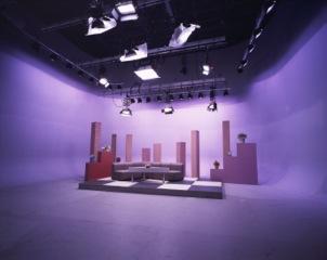 自社ビル内にどーんと構えるスタジオ